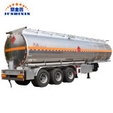 Adr 3axle 42000/50000L Carbon Stainless Steel Aluminium Alloy Petrol Gasoline Diesel Heavy Oil Water Milk Fuel Tank Truck Tractor Utility Tanker Semi Trailer