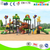 High Quality Plastic Slide Outdoor Preschool Playground Equipment Toys Kids Amusement Park Slide Playground