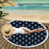 Round Beach Towel / Beath Yoga Mat