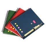 Cheap Wholesale Stationery Custom Spiral Notebook for Promotional