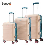 New PP Luggage 3PCS Hard Trolley Case