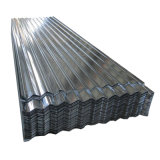 Building Material Dx51d Gi Corrugated Metal Roof Galvanized Z30-Z275 Zinc Coated Steel Roofing Sheet