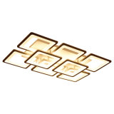 Modern Acrylic Ceiling Light Square LED Ceiling Lamp