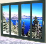 Hot Sale Lowest Price Aluminum Sliding Door (KDSSD137)