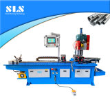 Whole Bundle CNC Round Square Tube Profile Hydraulic Cutter Ss Automatic Pipe Cutting Machine Suitable for Stainless Steel Copper Iron Aluminium Metal Tubulars