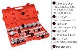 21PCS Multi Function Hardware Tools for Truck Repair Tool