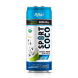 330 Ml Alu Can Sport Natural Coconut Water