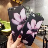 Flower Pattern Case for iPhone 6 6s Case Soft Silicone Floral Protect Soft Full Cover for iPhone 7 8 Plus X Phone Cases