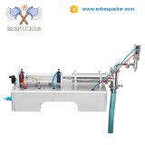 Bespacker Y1WTD Piston filler bottled milk tea water bottle filling machine