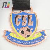Best Quality Fiesta Trophy Blank Custom 3D Metal Medal