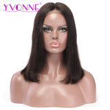 China Wholesale Short Bob Wig Brazilian Lace Front Human Hair Wig