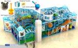 Cheer Amusement Winter / Ice Themed Children Indoor Soft Playground Equipment