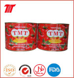 Cheap Canned Food Tin Tomato Paste 2200g