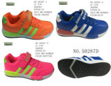 No. 50287 Kids PU Sport Stock Shoes Three Colors