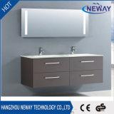 Wholesale Commercial Classic Sink LED Mirror Bathroom Vanity Unit