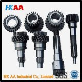 Printer and Textile Machine Bronze Helical Gear and Shaft