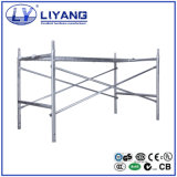 Frame for Construction Galvanized Metal Scaffolding