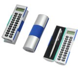 Foldable Calculator, Calculator with Pen, Promotion Calculator