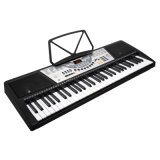 Mk908 61 Keys Digital Display Kids Electric Piano Keyboard
