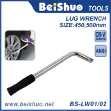 L Type Socket Lug Wrench with Anti-Slip Handle