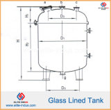 Stainless Steel Glass Lined Tank (20000L)