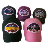 Hot Sale 6 Panel Washed Cap with Applique (6PWS1330)