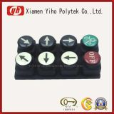 Custom Silicone Rubber Products Electronic Component for Keypad