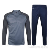 Training Football Tracksuits, Whloesale Top Quality Training Club Soccer Tracksuit for Men, Breathable Men′s Soccer