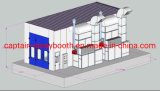 Customized Truck Spray Booth, Industrial Auto Coating Equipment