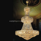 Luxury Golden K9 Crystal Pendant Light (AQ7001)