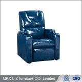 Wholesale Price Home Theater Cinema Recliner Leather Sofa (P008)