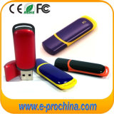 Red Plastic Stick Shape USB Flash Drive for Business (ET265)