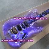 PMMA Body/ Maple Neck / Afanti Electric Guitar (AIB-642)