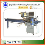Swsf-450 Servo Driving Pillow-Type Automatic Packing Machine