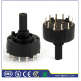 26mm 3p4t Rotary Switch for Power