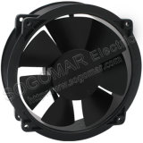 230X230X65mm Cage Structure Blower Fan with Teminal Type Capacitor Starting
