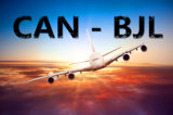 Air Cargo Shipping Transport Services From Guangzhou to Banjul