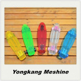 22inch Transparent Mini Skateboard Complete Without LED Light