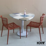 Custom Made Modern Artificial Stone Table