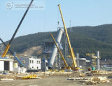 Complete Cement Clinker Plant Equipment of (500tpd) Cement Production Line