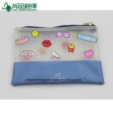 Cute Fashion Zipper Stationery Bag TPU Pencil Bag Pouch Bag
