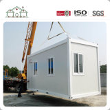 China Wholesale Mobile Steel Structure Modular Sandwich Prefab Container House for Office/Dormitory