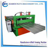 Xiamen Best Price Color Steel Roofing Roll Forming Machine with Automatic