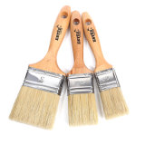 3 Inch, 2 Inch, 1.5 Inch Paint Brush Designed Latex or Oil Based Paints for Indoor or Outdoor with Heavy Duty Wooden Handle
