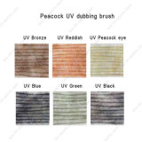 Best Selling in Stock Fly Tying Material Tool -Peacock UV Dubbing Brush