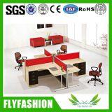 Office Four Seats Staff Desk 4 Seats Workstation (OD-73)