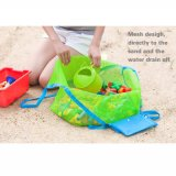 Newest Kids Baby Sand Away Carry Beach Treasures Toys Pouch Tote Mesh Childrens Storage Carrying Beach Ball Toys Bags Ld45