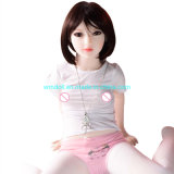 122cm Robot Love Doll Artificial Vagina Plastic Pussy Doll Sex Toys for Men
