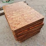 Price of Hollow Brick Pallet for Semi Automatic Interlocking Brick Machine
