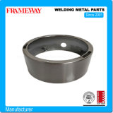 Factory Fabrication Lectroplated Deep Draw Stainless Steel Base Welding Metal Parts